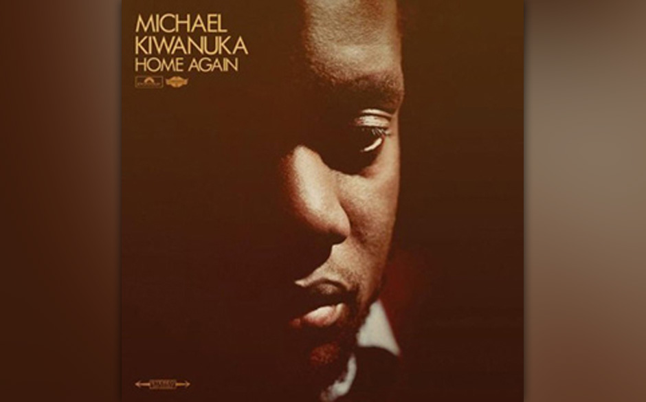 Platz 26: Michael Kiwanuka - Home Again (1104 Stimmen)