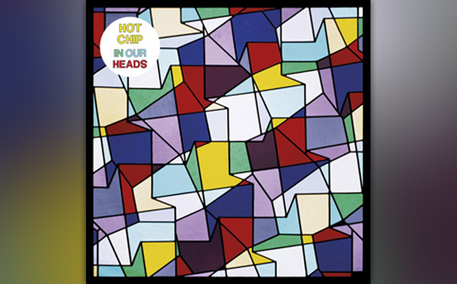 Platz 21: Hot Chip - In Our Heads (1278 Stimmen)
