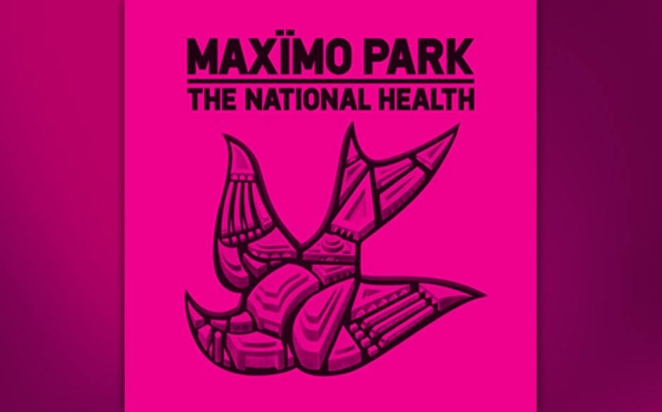 Platz 29: Maximo Park - The National Health (1010 Stimmen)