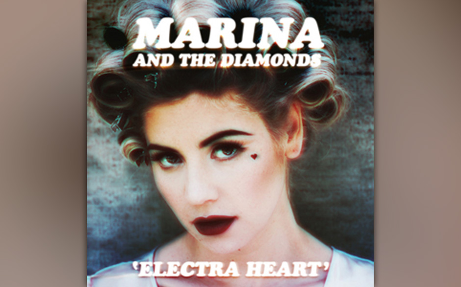 Platz 50: Marina and The Diamonds - Electra Heart (462 Stimmen)