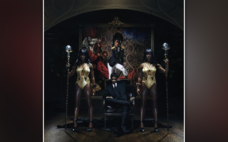Platz 38: Santigold - Master Of My Make-Believe (648 Stimmen)