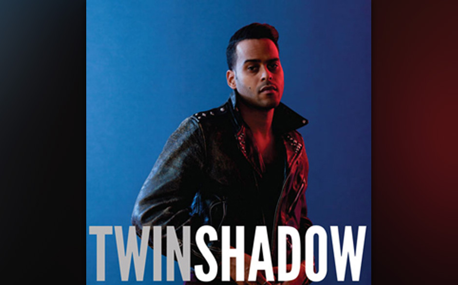 Platz 37: Twin Shadow - Confess (658 Stimmen)