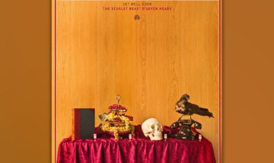 Platz 23: Get Well Soon - The Scarlet Beast (1222 Stimmen)