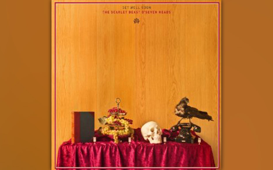 Platz 23: Get Well Soon - The Scarlet Beast (1222 Stimmen)