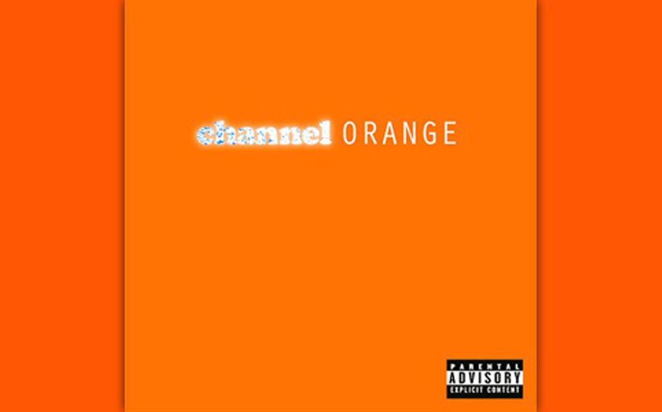 Platz 10: Frank Ocean - Channel Orange (1623 Stimmen)