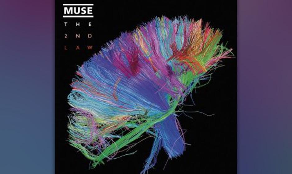 Platz 11: Muse - The 2nd Law (1555 Stimmen)