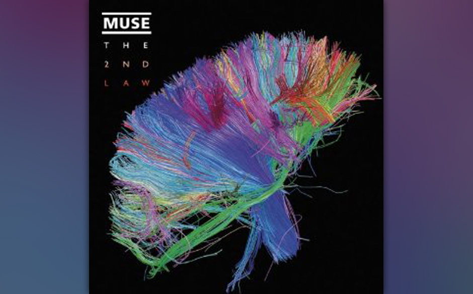 Platz 11: Muse - The 2nd Law (1555 Stimmen)