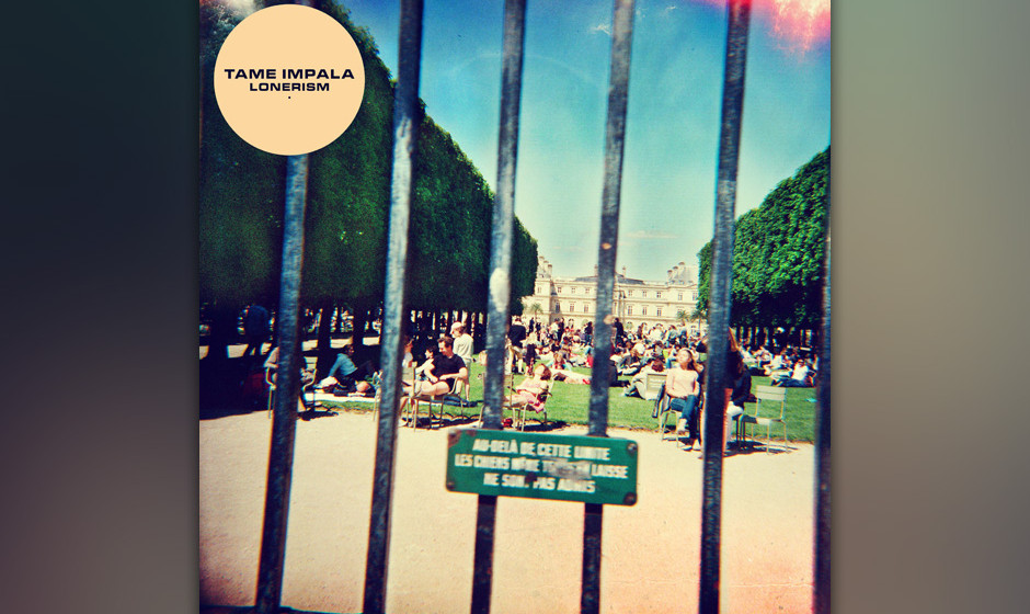 Platz 12: Tame Impala –Lonerism (1452 Stimmen)