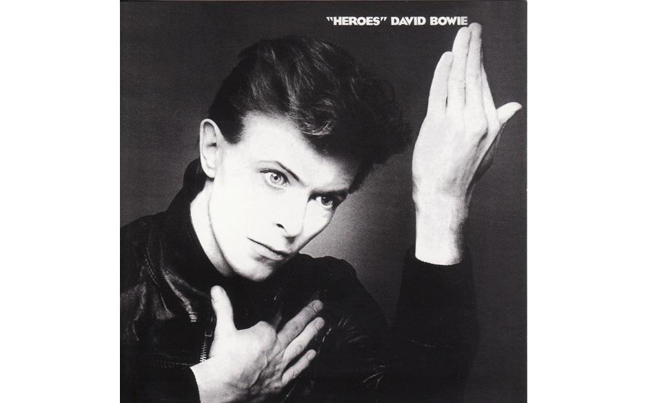 David Bowie 'Heroes' 1977