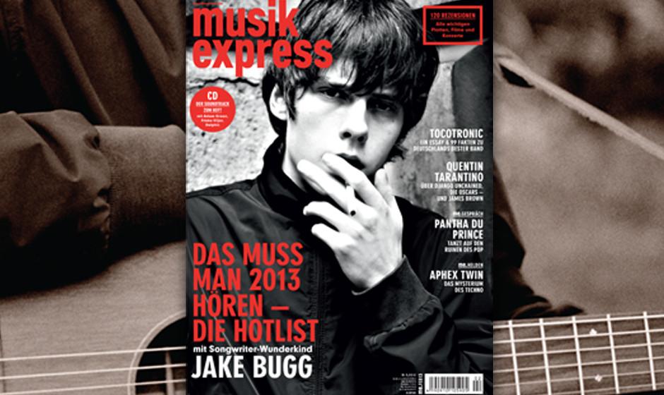Musikexpress Februar 2013