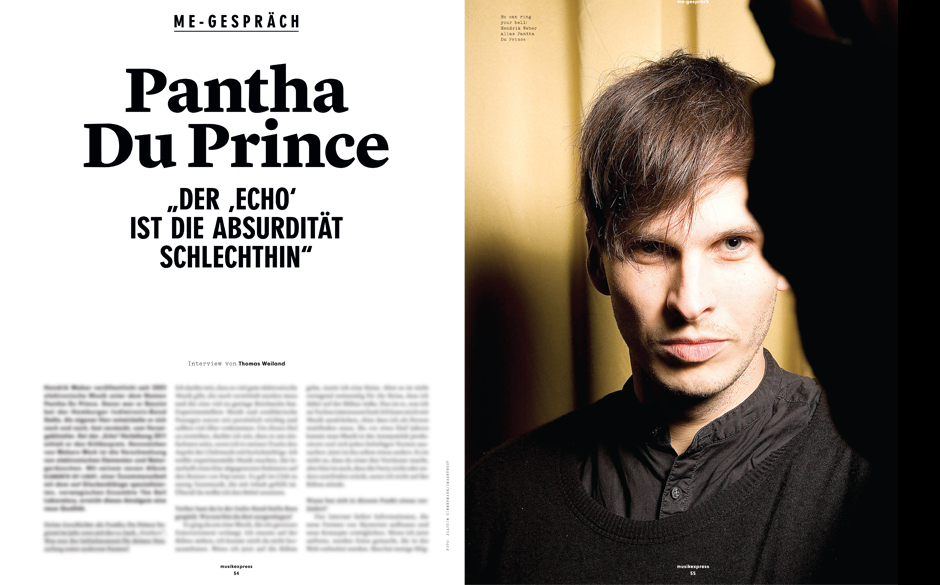 Interview: Pantha Du Prince