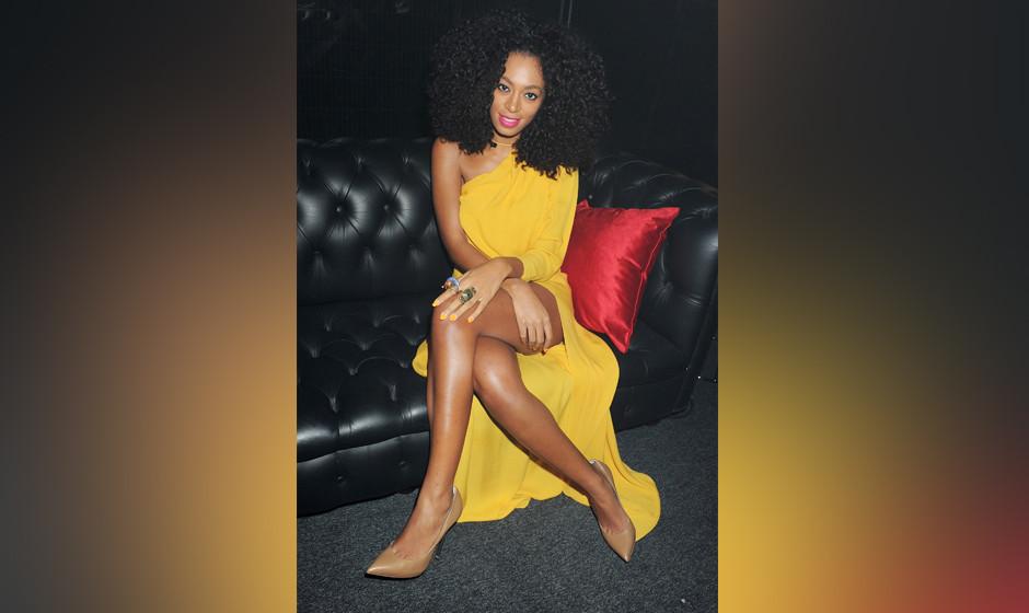 In der ME Hotlist 2013: Solange