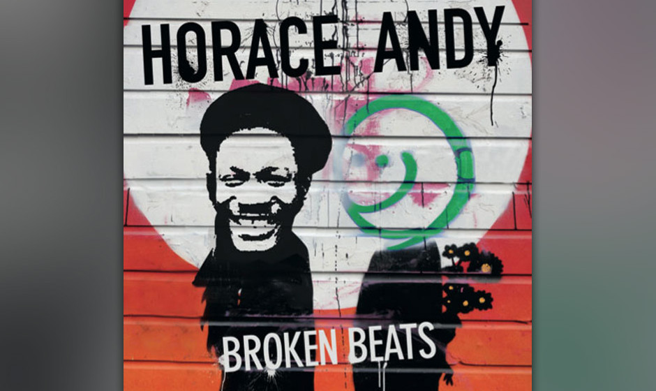 Horace Andy 'Broken Beats'