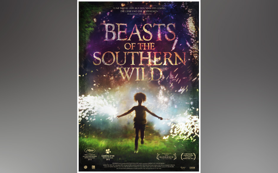 Nominiert in der Kategorie: bester Film - 'Beasts of the Southern Wild'