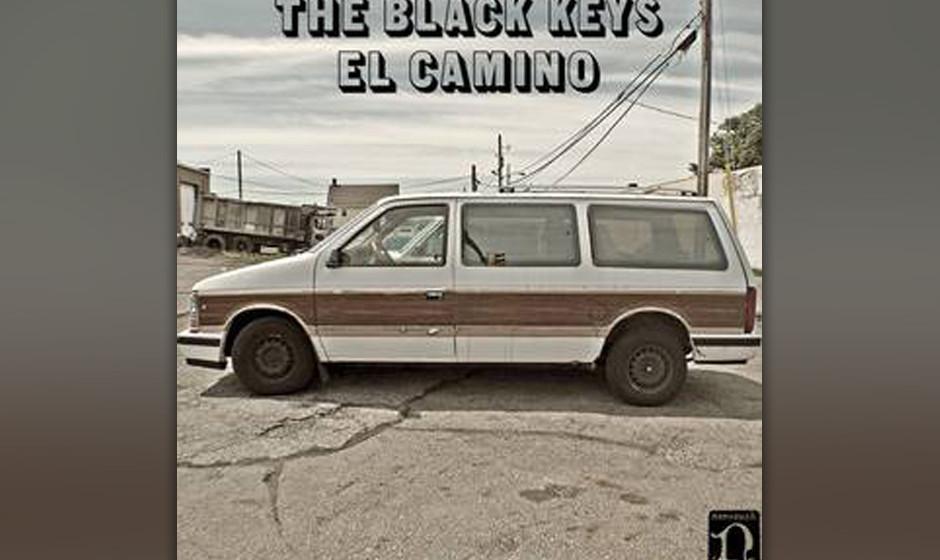 Platz 3: The Black Keys - El Camino (3407 Stimmen)