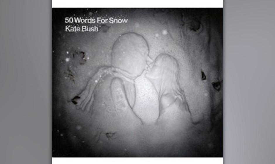 Platz 36: Kate Bush - 50 Words for Snow (670 Stimmen)