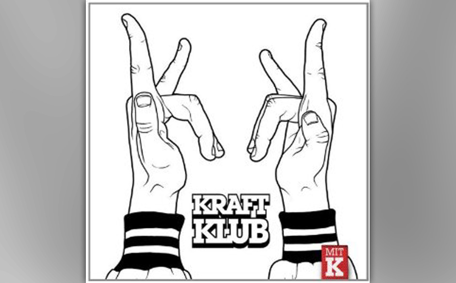 Platz 5: Kraftklub - Mit K (2837 Stimmen)