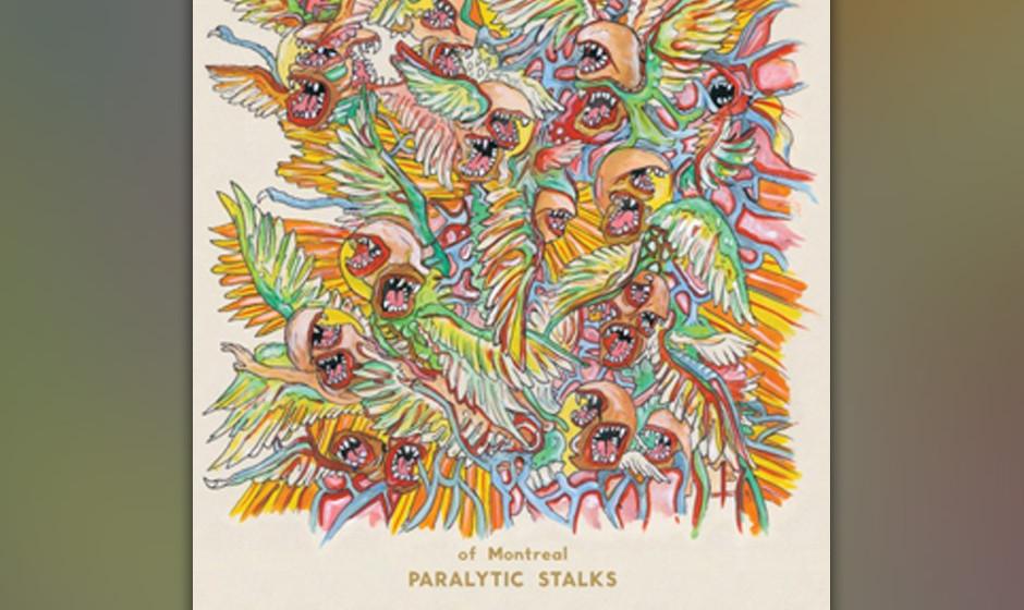 Platz 99: Of Montreal - Paralytic Stalks (175 Stimmen)