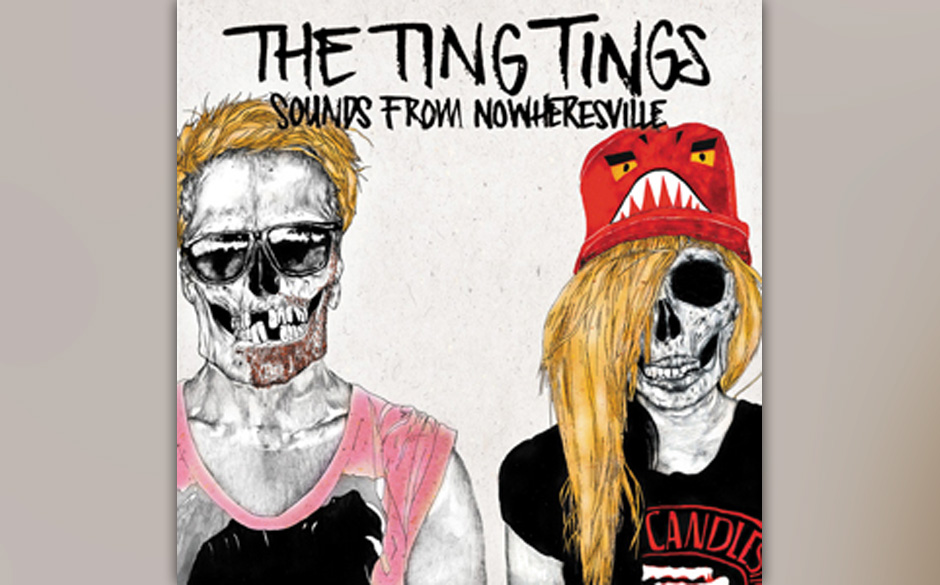 Platz 53: The Ting Tings - Sounds From Nowheresville (426 Stimmen)