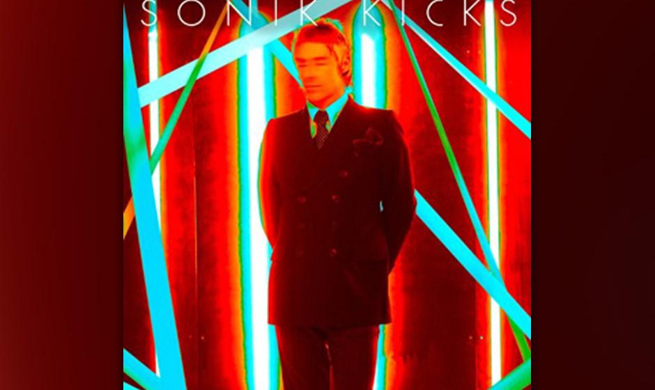 Platz 64: Paul Weller - Sonic Kicks (331 Stimmen)