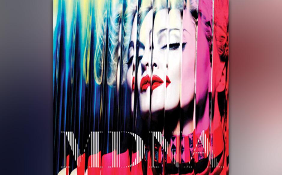 Platz 95: Madonna - MDNA (189 Stimmen)