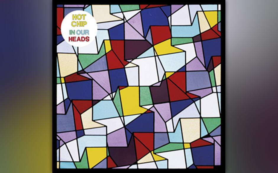 Platz 21: Hot Chip - In Our Heads (1278 Stimmen)