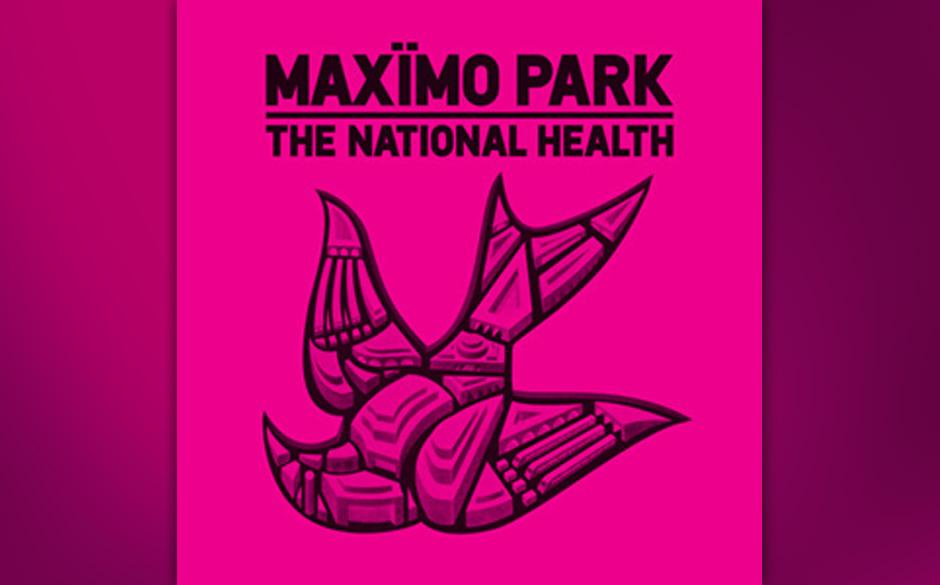 Platz 29: Maximo Park - The National Health (1010 Stimmen)