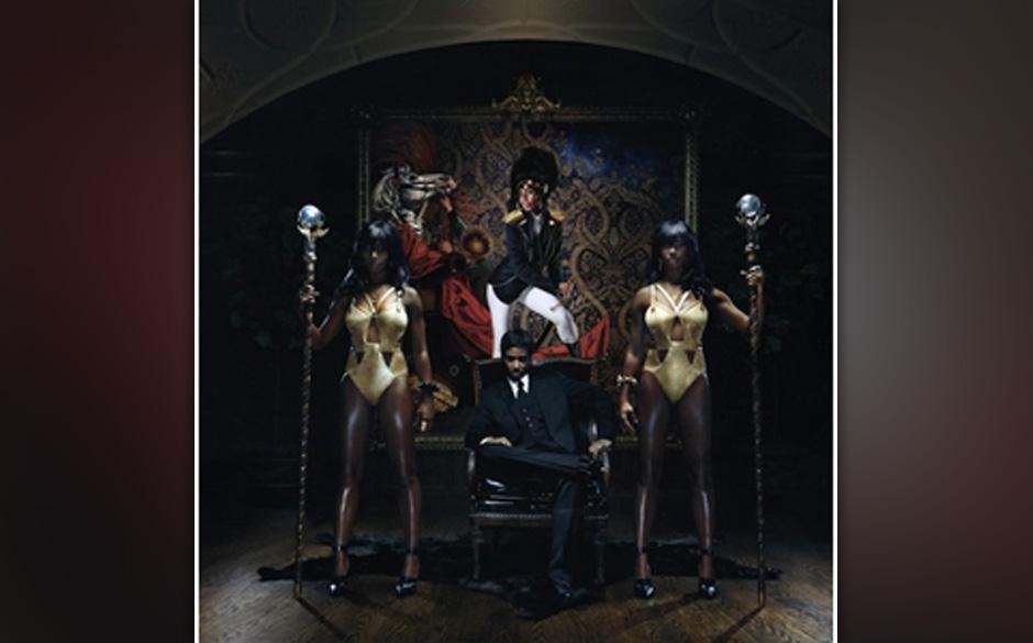 Platz 38: Santigold - Master Of My Make-Believe (648 Stimmen)