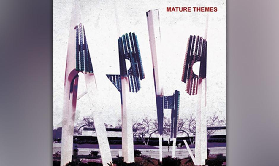Platz 84: Ariel Pink - Mature Themes (227 Stimmen)