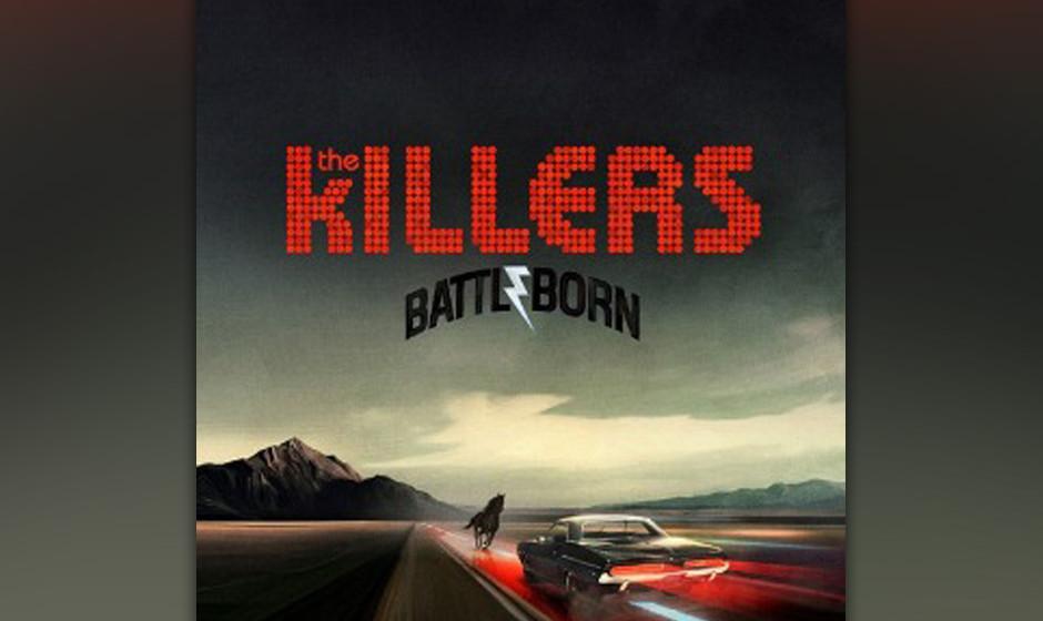 Platz 30: The Killers - Battle Born (999 Stimmen)