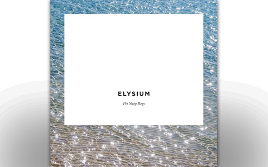 Platz 59: Pet Shop Boys - Elysium (407 Stimmen)