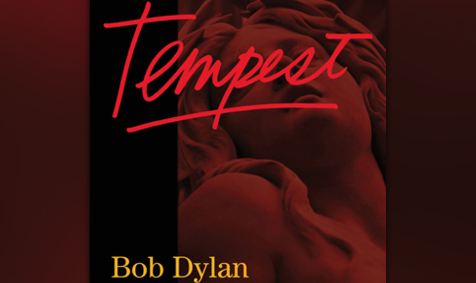 New Bob Dylan Album - Tempest - Set For September Release on Columbia Records.  (PRNewsFoto/Columbia Records)