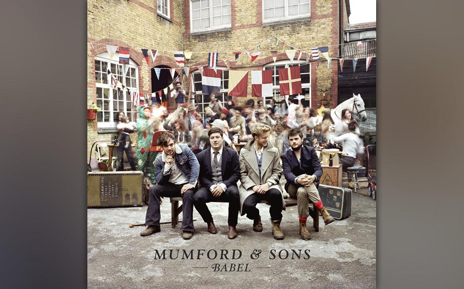 Platz 2: Mumford & Sons - Babel (3563 Stimmen)