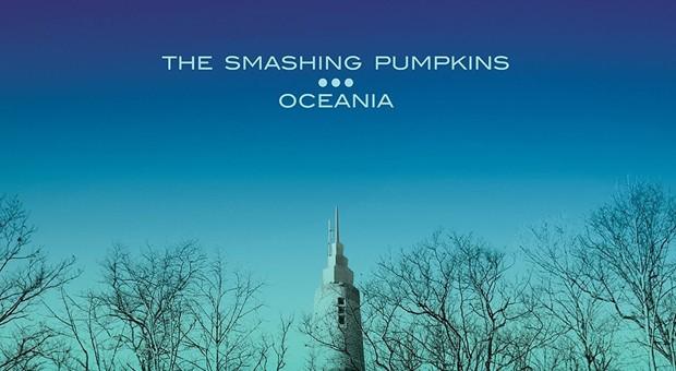 Platz 63: The Smashing Pumpkins - Oceania (335 Stimmen)