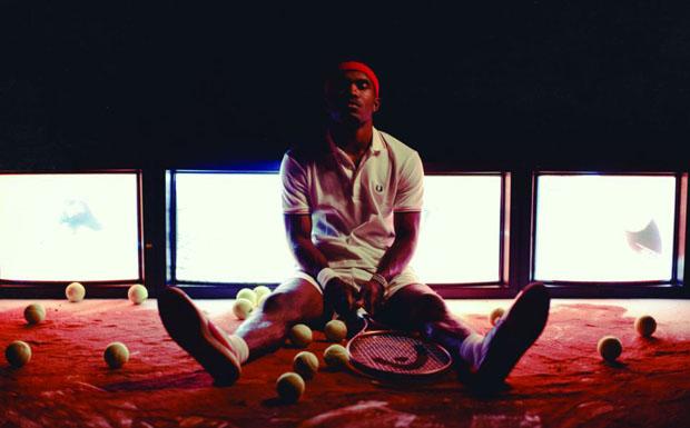Nominiert in der Kategorie 'Bester internationaler Künstler': Frank Ocean.