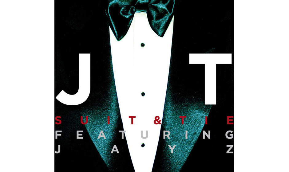 Justin Timberlake und Jay-Z: Suit and Tie