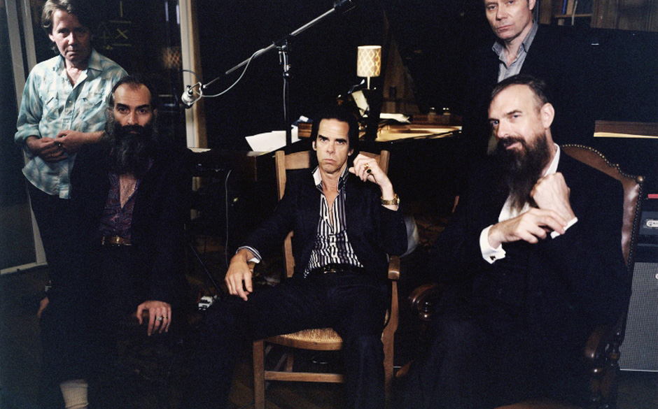 Das neue Album von Nick Cave & The Bad Seeds erscheint am 9. September.