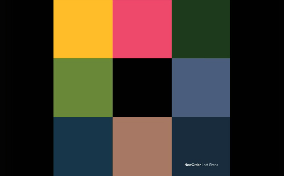 New Order - 'Lost Sirens'
