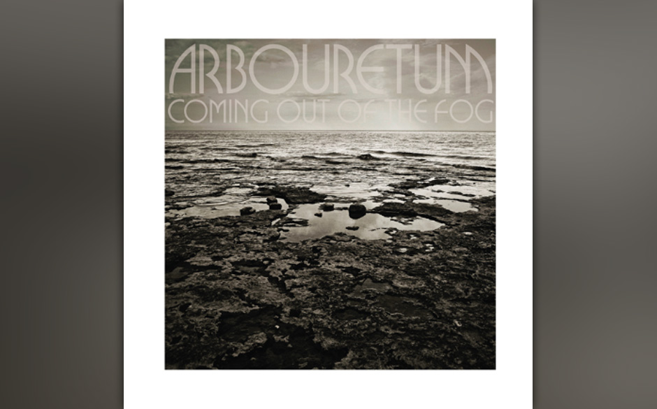 9. Arbouretum: Coming Ou Of The Fog. 2,9 Sterne im Schnitt. Die Doom-Folk-Stoner-Rocker aus Baltimore finden Gefallen am Züg