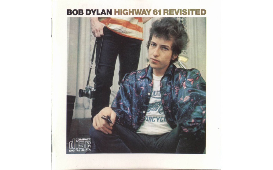 3. Bob Dylan - Highway 61 Revisited Zum Stream