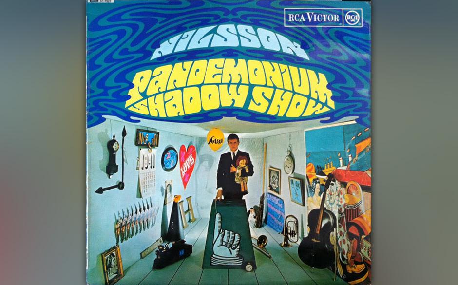 9. Harry Nilsson -  Pandemonium Shadow Show Zum Stream