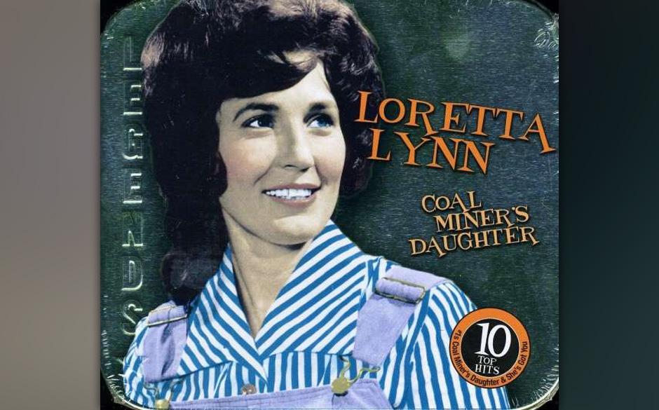 8. Loretta Lynn -  Coal Miner's Daughter Zum Stream
