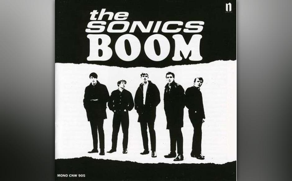 7. The Sonics - Boom Zum Stream