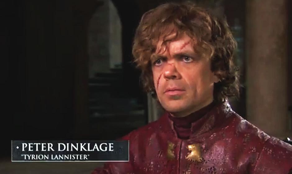 Peter Dinklage, 'Tyrion Lannister'