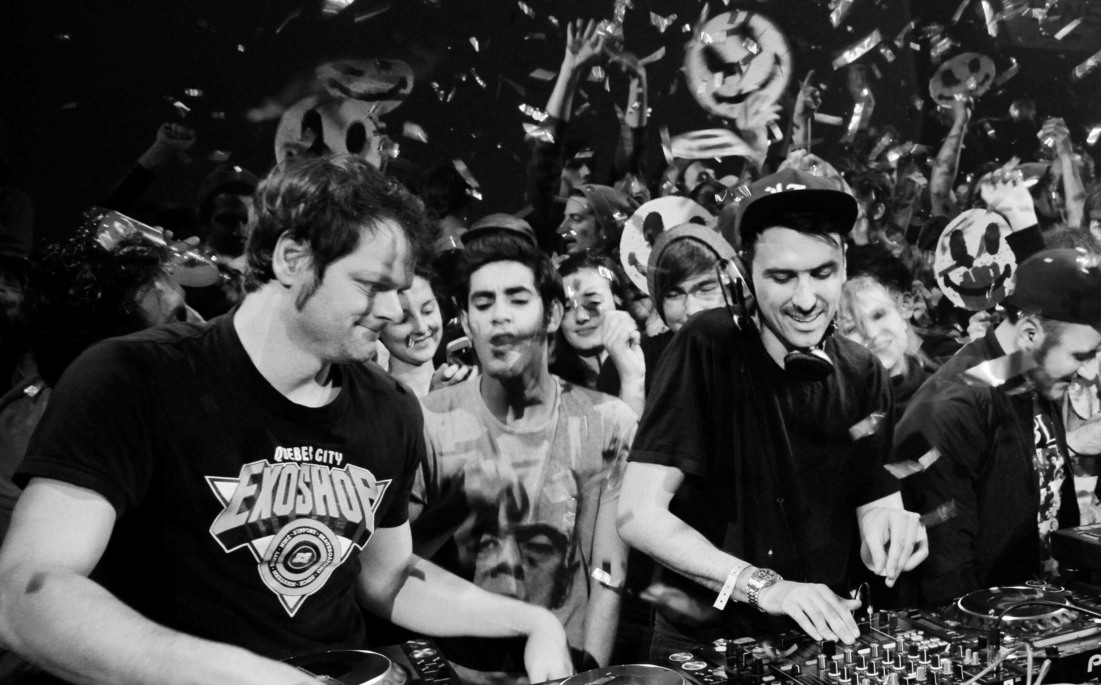 Sziget 2013: Boys Noize spielen dieses Jahr unermüdlich live