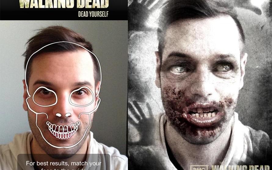 The Walking Dead –Dead Yourself