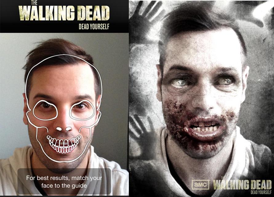 The Walking Dead – Dead Yourself