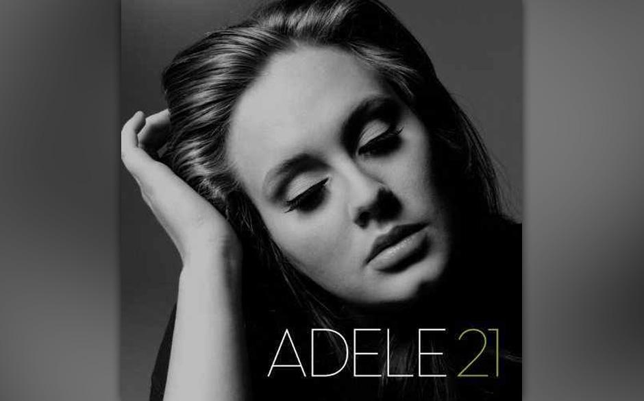 … 71 Wochen dieser Zeit verbrachte das Album ununterbrochen in den Top Ten.