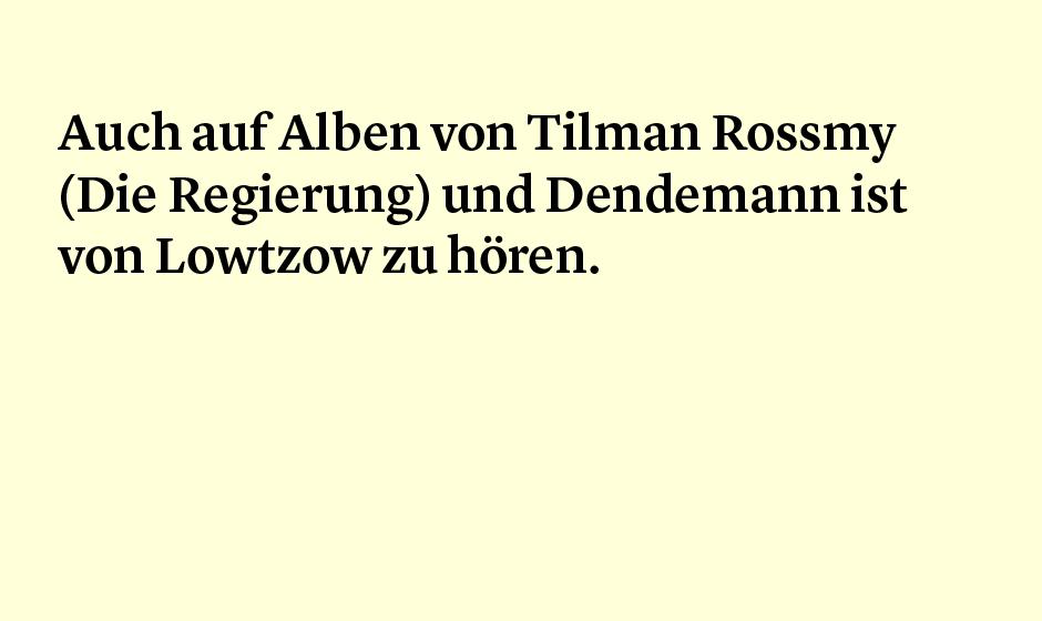 Faktum 43: Dendemann und Dirk von Lotzow