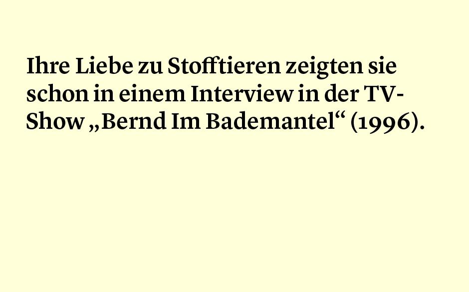 Faktum 55: Bernd und der Bademantel und Tocotronic